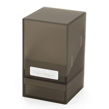 """Коробочка """"Монолит"""" с отделением для кубиков ониксовая (NEW) - фото 30832"""