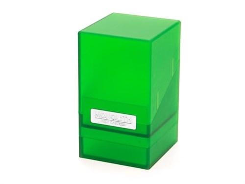 """Коробочка """"Монолит"""" с отделением для кубиков изумрудная (NEW) - фото 30839"""