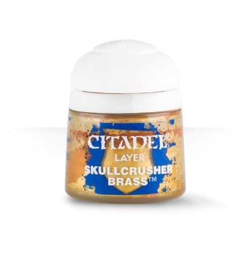 LAYERSKULLCRUSHER BRASS (12ML)
