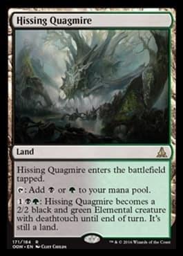 Hissing Quagmire FOIL - фото 30922