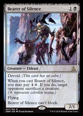 Bearer of Silence FOIL - фото 31072
