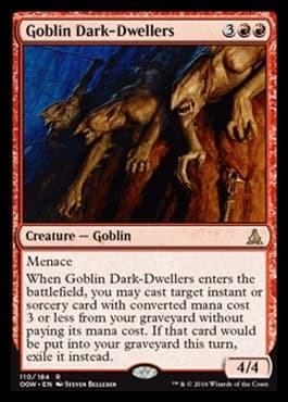 Goblin Dark-Dwellers FOIL - фото 31085