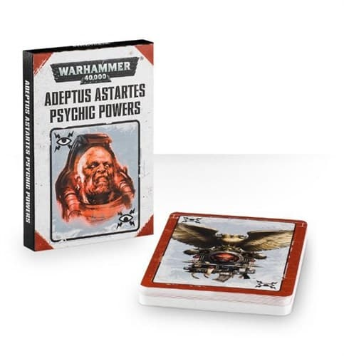 Psychic Powers: Adeptus Astartes Eng - фото 31136