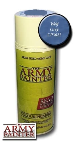 (!) Colour Primer: Wolf Grey - фото 31223