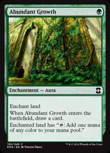 Abundant Growth Foil - фото 31254