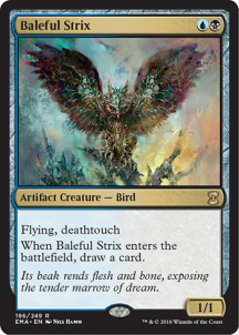 Baleful Strix Foil - фото 31272