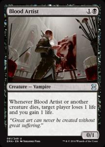 Blood Artist - фото 31283