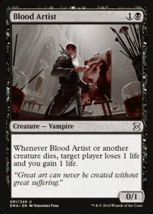 Blood Artist Foil - фото 31284