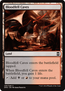 Bloodfell Caves Foil - фото 31288