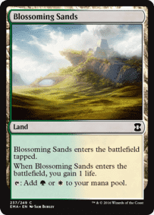 Blossoming Sands Foil - фото 31290