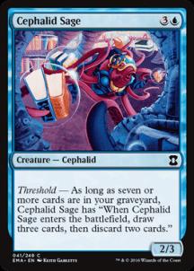 Cephalid Sage Foil - фото 31312