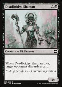Deadbridge Shaman Foil - фото 31330