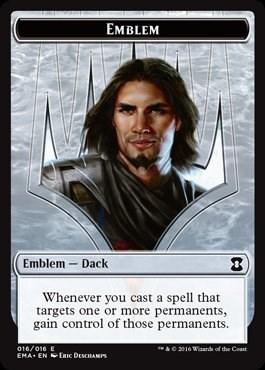 Emblem - Dack Fayden - фото 31361
