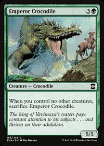 Emperor Crocodile - фото 31364