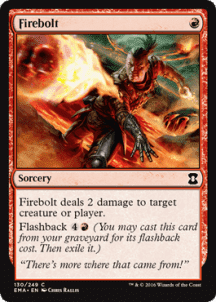 Firebolt Foil - фото 31379