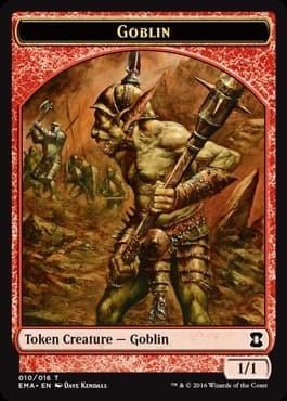 Goblin Token Foil - фото 31409