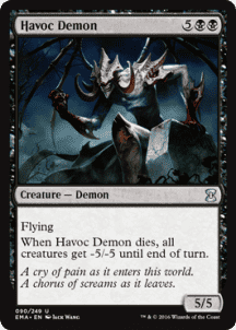 Havoc Demon Foil - фото 31417