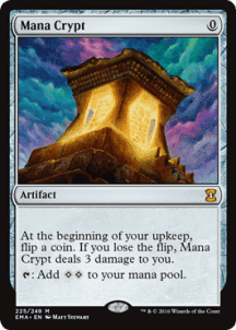 Mana Crypt Foil - фото 31473