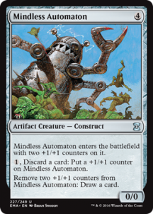 Mindless Automaton Foil - фото 31487