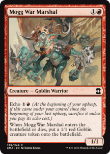 Mogg War Marshal - фото 31494