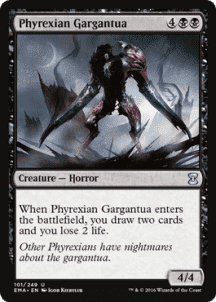 Phyrexian Gargantua - фото 31516