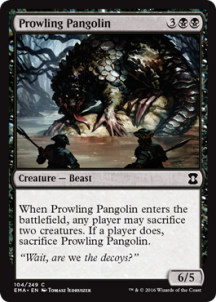 Prowling Pangolin - фото 31530
