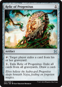 Relic of Progenitus Foil - фото 31545