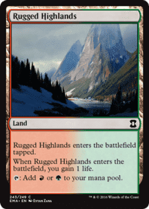 Rugged Highlands Foil - фото 31553