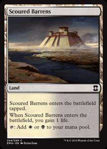 Scoured Barrens Foil - фото 31555