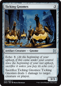 Ticking Gnomes Foil - фото 31623