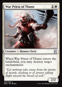 War Priest of Thune Foil - фото 31665