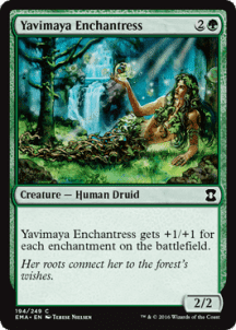 Yavimaya Enchantress - фото 31696