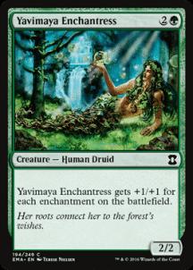 Yavimaya Enchantress - фото 31696