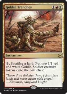 Goblin Trenches Foil - фото 31735
