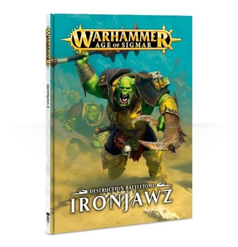 Battletome: Ironjawz (h/back) (english) - фото 31887