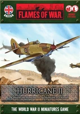 Hurricane IIC/D Flight  (1:144) - фото 31967