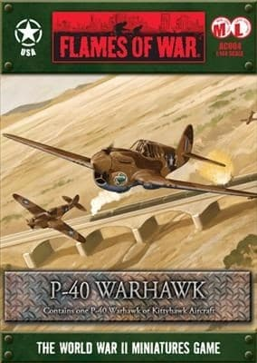 Warhawk / Kittyhawk Flight  (1:144) - фото 31972