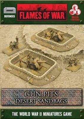 Desert Gun Pits* - фото 31976