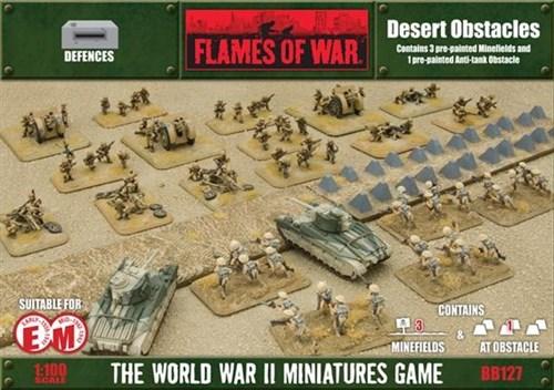 Desert minefields & Tank Traps* - фото 31977