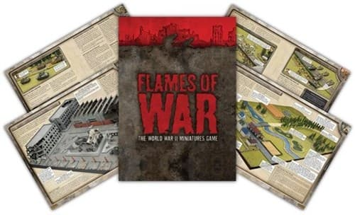 Flames of War Rule Book, mini - фото 32000