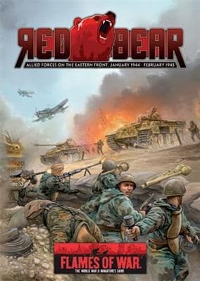 Red Bear (Hardback) Revised Edition - фото 32002