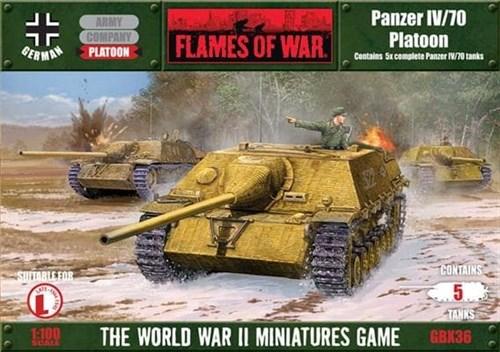 Panzer IV/70 (V) Platoon - фото 32024