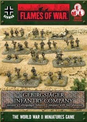 Gebirgsj?ger Infantry Company* - фото 32033