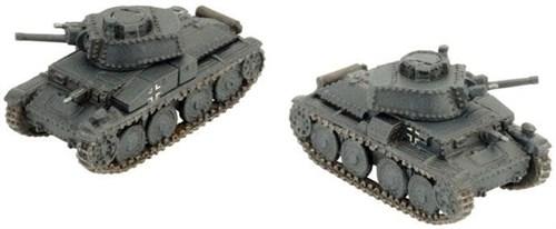 Panzer 38(t) E/F - фото 32046