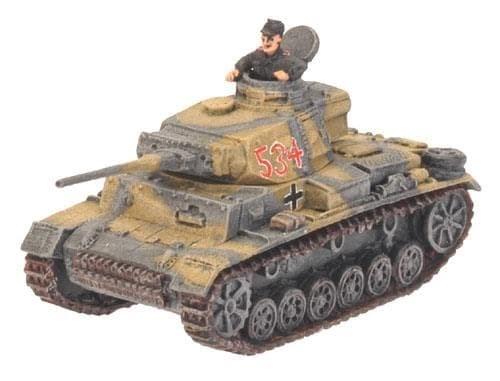 Panzer III L, N - фото 32049