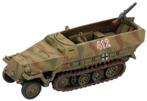 Sd Kfz 251/2 D (8cm) - фото 32078