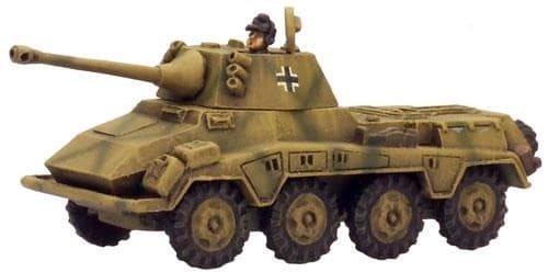 Sd Kfz 234/2 Puma w/ 234/1 option - фото 32090