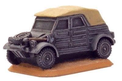 Kubelwagen (x3) - фото 32101