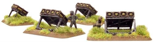 28cm sWG41 Rocket Launchers - фото 32106