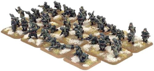 Infanterie Platoon (Greatcoat) - фото 32161